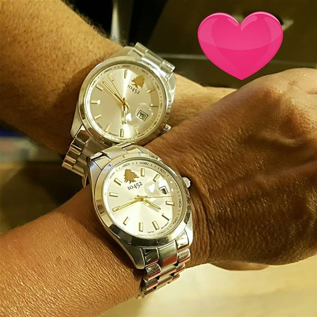 How about this  beautiful duo of  10452dna  limitededition  classic ... (Kaslik)