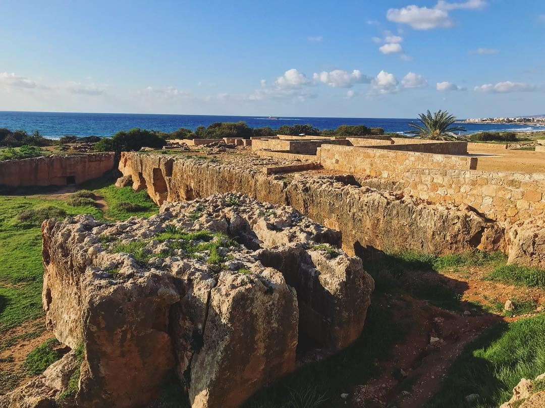 A country that you should visit ✨.... cyprus paphos travel places ... (Paphos, Paphos, Cyprus)