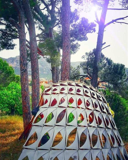 E.S.C.A.P.E 👣👣👣 picoftheday picsart pictures picnic photography ... (Douma, Liban-Nord, Lebanon)