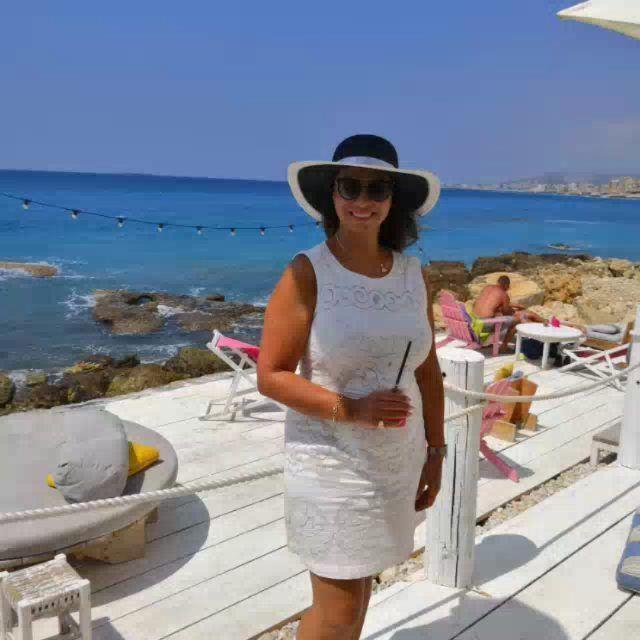 Thank u @filorgalebanon @nadine.kalache.maalouf for this nice event ... (Isla - pebble bar)