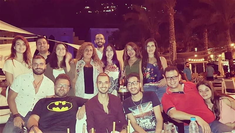 thateve  birthdayeve  bestfriends  lebanon  beirut  jounieh  hayalibay ... (Deece by the sea)