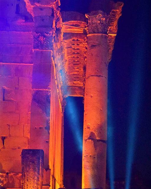 Baalbeck BaalbeckTemple Lebanon Lebanese BaalbeckNights RomanRuins ... (Baalbek , Roman Temple , Lebanon)