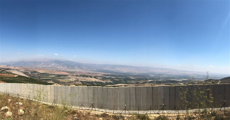 Les territoires occupés! Palestine 🇵🇸 Lebanon SouthLebanon ... (العديسة)