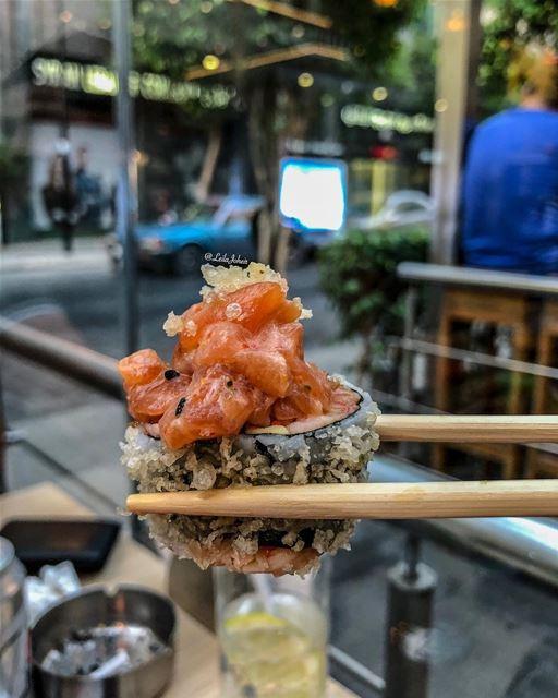 sushi lebanontimes lebanonspotlights mycitybeirut beyrouthlife ...