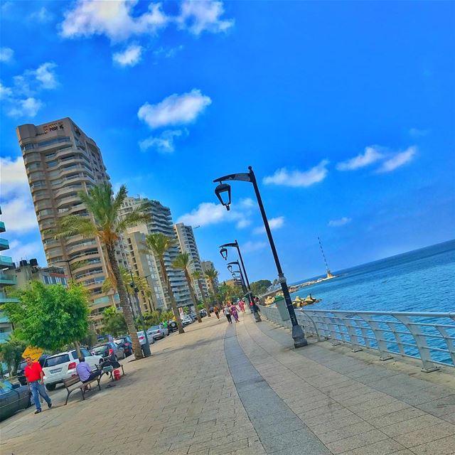 Beirut blues photography shotoniphone instagood beirut lebanon sky ... (Beirut, Lebanon)