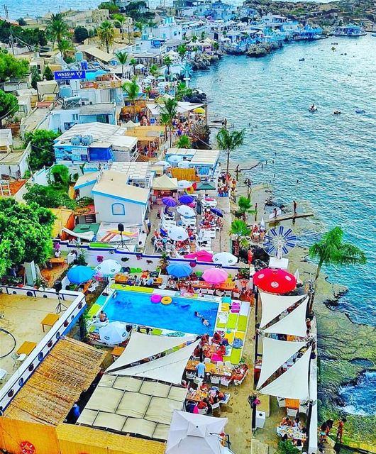 @beiruting anfeh koura lebanon livelovelebanon nature beach ocean... (Anfeh Al-Koura أنفه الكورة)