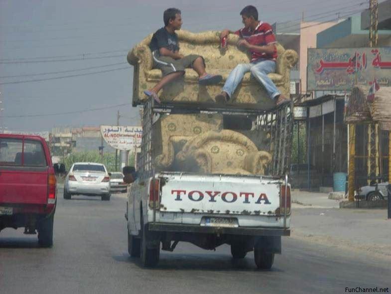 Tfadalo 3al salon... bi noss l autostrade :)