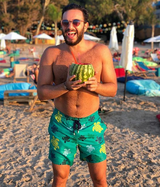 The beach Life Chose Me 🏝  ExploreWithChris..📸 @plus961  lebanon ... (Chekka)