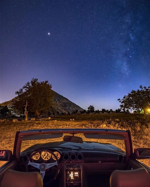 "Drive-in cinema showing ""The story of the Universe""... aboutlastweekend ... (Mlîkh, Al Janub, Lebanon)"