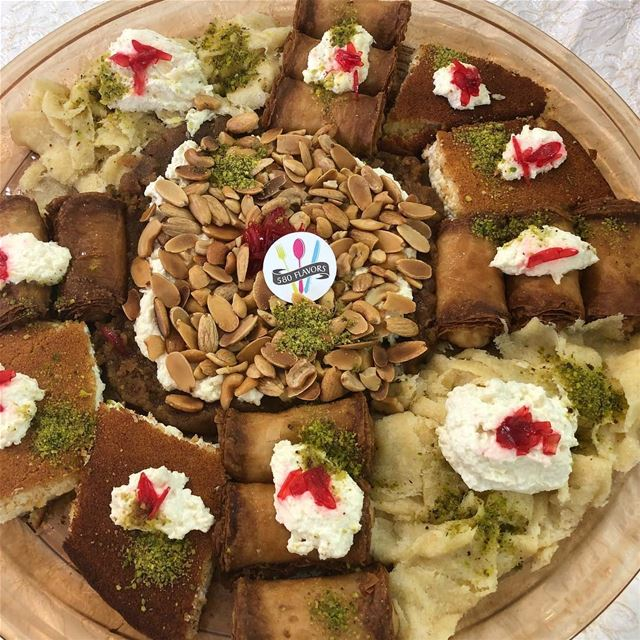 It's time for some sweets 😍😋😋 ehden ... 580flavors lebanesefood ... (Ehden, Lebanon)