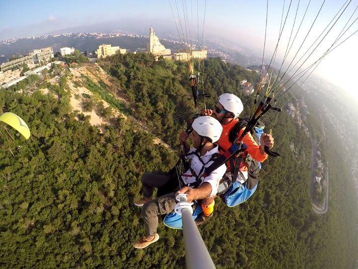 😊 happy fly 70660250 paraglidinginjounieh harissa beirut lebanon ...
