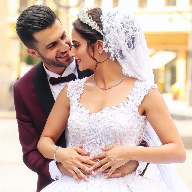 لكن إنتِ حقيقة @halabilall Lebanon Wedding love Yamen&Hala amour ...