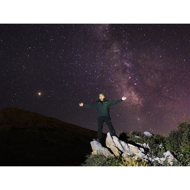 ehden stars milkyway night longexposure beautifullebanon ...