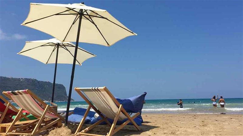💙My beautiful Lebanon@nowhere_beach... (El Héri, Liban-Nord, Lebanon)