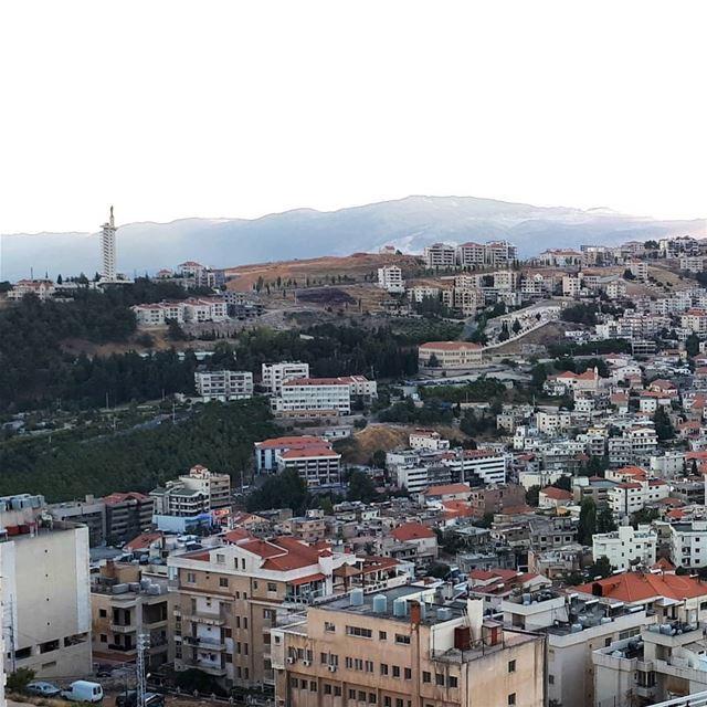 The Bride of Bekaa 🏡❤Swipe slowly --------------------------------------- (Zahlé, Lebanon)