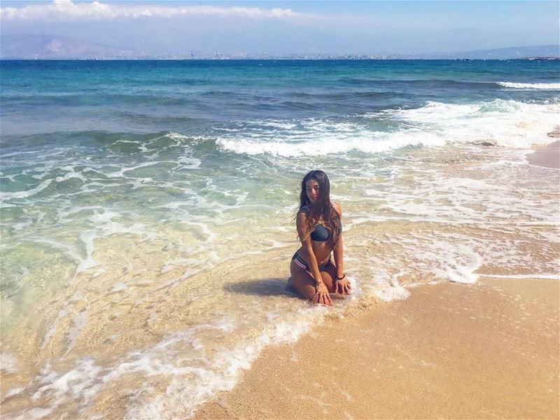 I fell in love with this island🐰...... beach sun lifeinabikini ... (Rabbit Island)