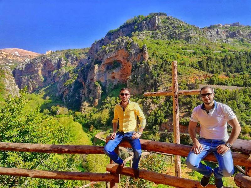 Lebanon livelovelebanon bcharre tb ... (Ouâdi Qannoûbîne, Liban-Nord, Lebanon)