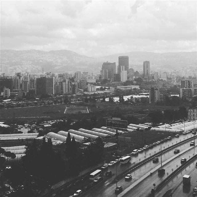 Monday Blues. beirut lebanon sky travel natgeotravel traveller ... (Beirut, Lebanon)