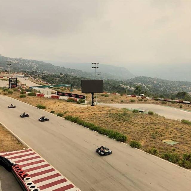 whatsuplebanon eyesoflebanon meetlebanon karting racecar adrenaline ... (RPM Karting Lebanon)