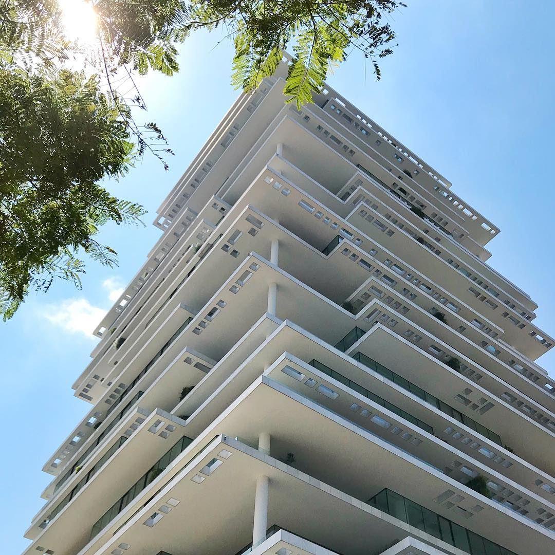•The vertical village••• BeirutTerraces beirut lebanon ... (Beirut Terraces)