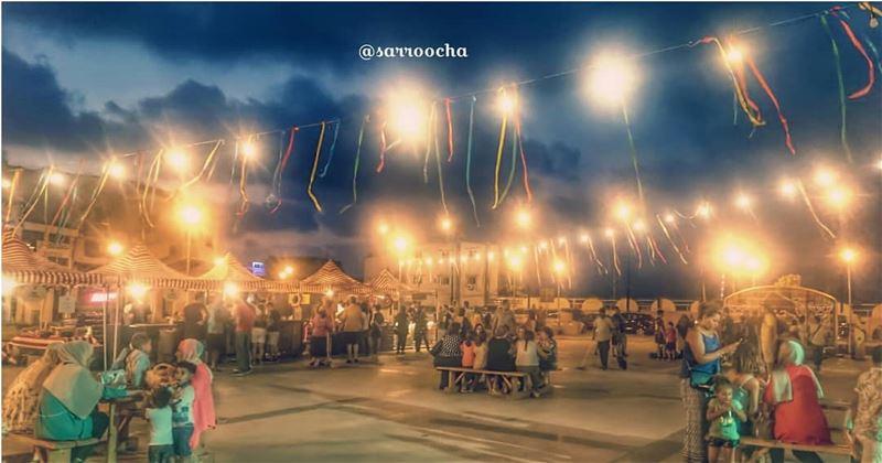 Eid vibes ✨ @soukelakel takenbyme ptk_Lebanon visitlebanon ... (Tyre, Lebanon)