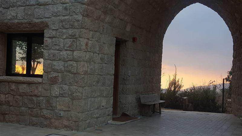 beautiful bkerzay chouf nature life love lebanesehouses oldhouses ... (Bkerzay)