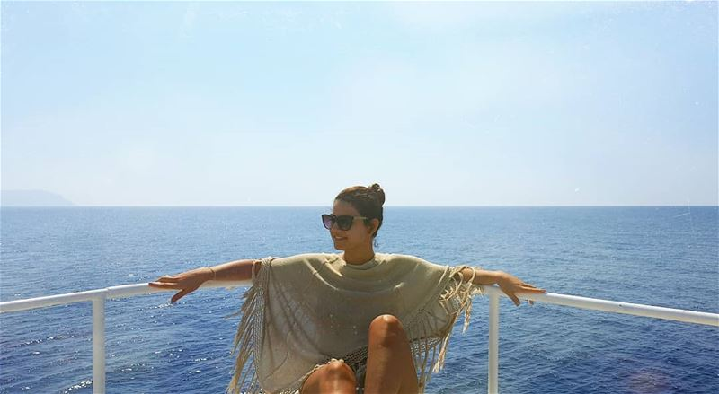 It's important to feel on top of the World, sometimes! 💙 ----------------- (Marmaris)