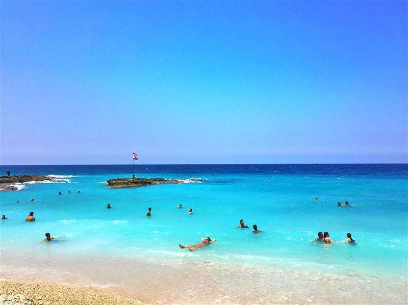 Batroun - White Beach