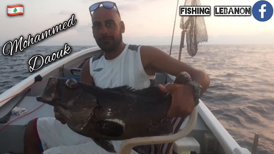 Mohammed Daouk @fishinglebanon - @instagramfishing @jiggingworld @whatsuple (Beirut, Lebanon)