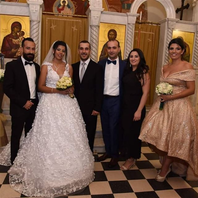 family wedding beirut ... (Ain El-Rummaneh, Mont-Liban, Lebanon)