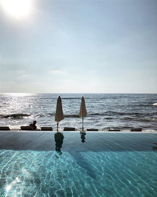 Quem gostaria de se teletransportar para um domingo ensolarado no Líbano?... (Kalani Resort)