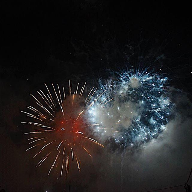 Qartaba fireworks lebanon festival ... (Qartaba)