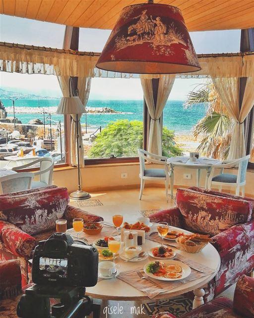 Behind the scenes 101: splendid morning. goodmorning getaway weekend ... (Lebanon)