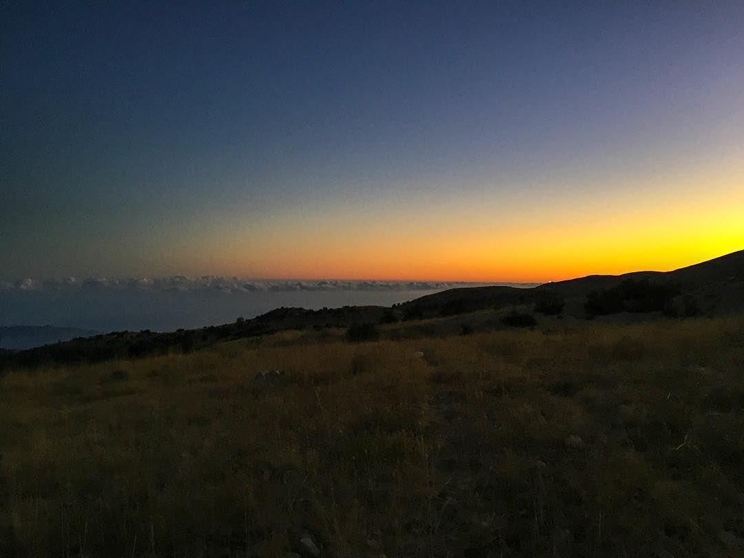 sunrise landscape weekendvibes sundayfunday nature outdoors ... (North Governorate)