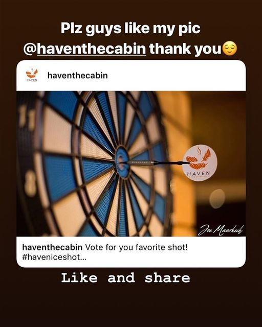 Plz guys go to @haventhecabin and like my pic! Thank you🙏😌 I'm between...
