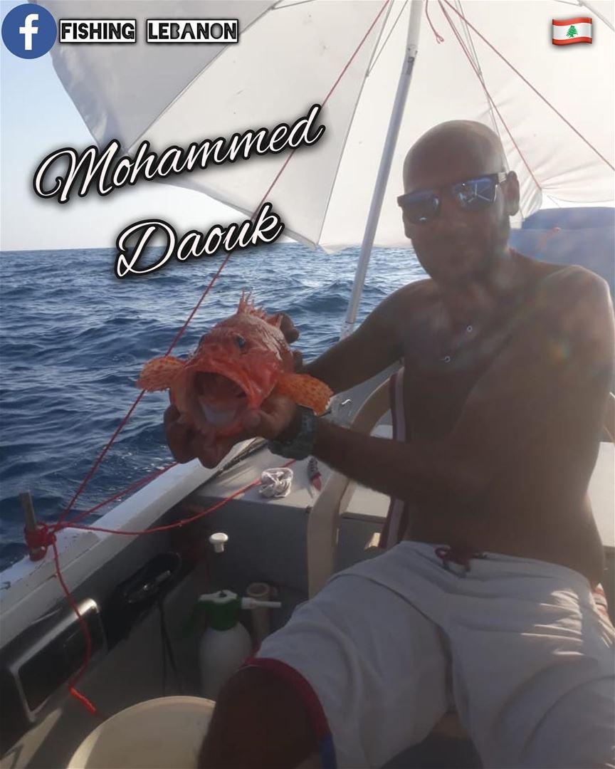 Mohammed Daouk @fishinglebanon - @instagramfishing @jiggingworld @whatsuple (Beirut, Lebanon)