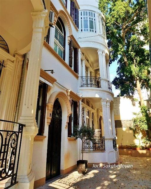From Saifi saifi beirut beyrouth lebanon Liban oldbuilding ...
