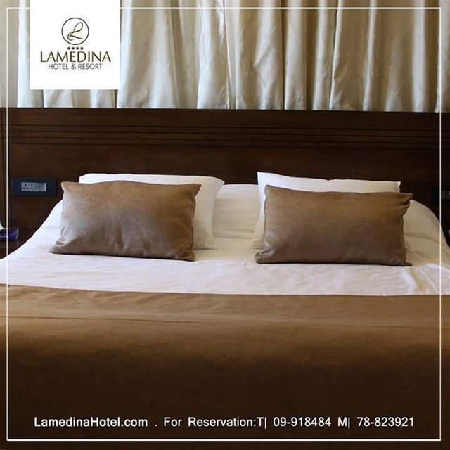 Looking to feel comfortable and relaxed! Enjoy your stay Lamedina Hotel,... (Lamedina Hotel, Beach Club & Resort)