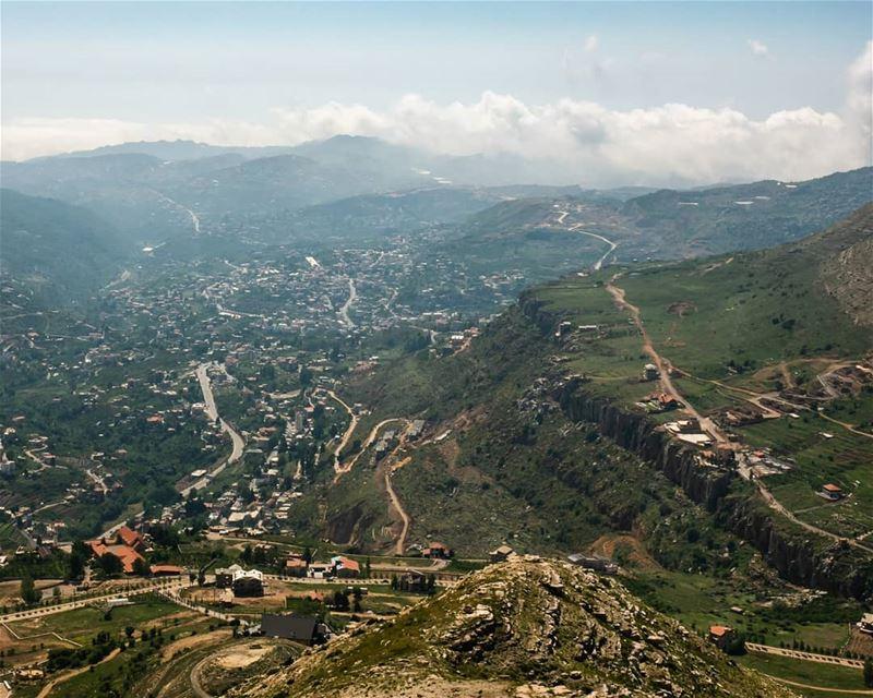 faraya...................................... germanvision ... (Faraya, Mont-Liban, Lebanon)
