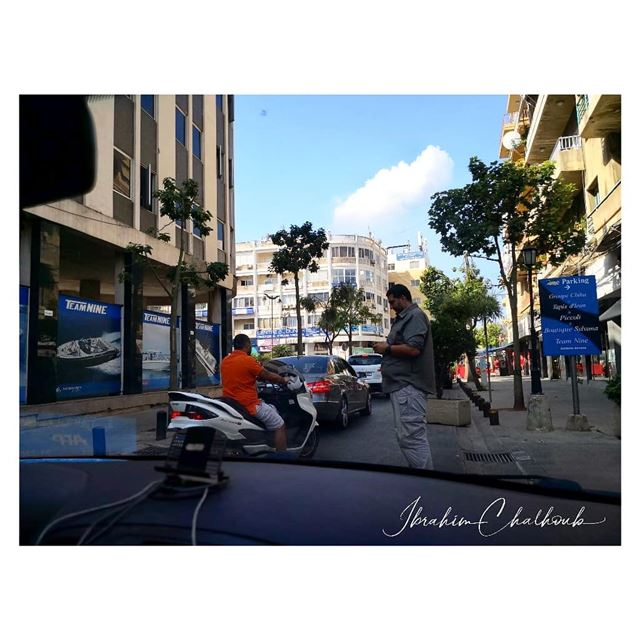 Lost in the streets - ichalhoub in Jounieh Lebanon shooting with a...