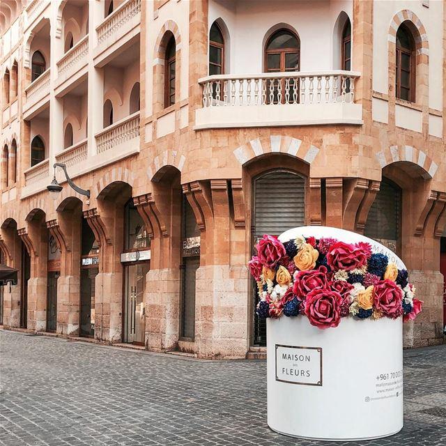 BAErut🌸🌺💐🌼 ig_lebanon urbex citylife iamatraveler..... vsco... (Beirut, Lebanon)