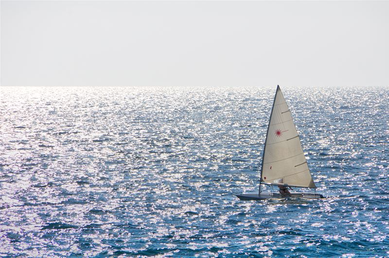 Batroun - White Beach (Wind Surfing)