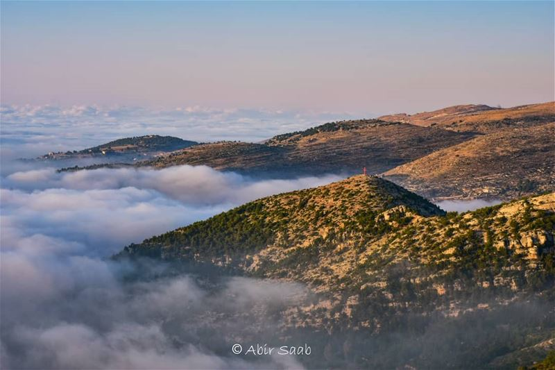 Take time to be thankful for everything you have. You can always have more, (Ehden, Lebanon)