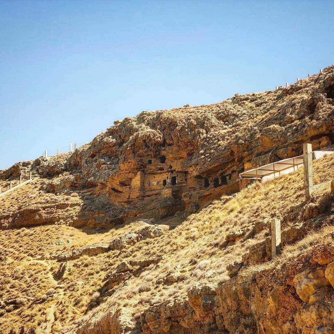 Monastery of Saint_Maroun by @wonder.ful.views monastery... (El Hermel, Béqaa, Lebanon)