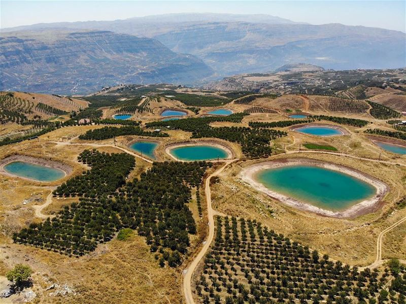 Eyes of the Mountains... droning  lebanon  akoura  laklouk  drone ...