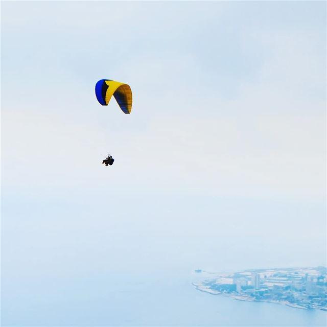 """""""Challenges are what make life interesting""""____________________[@milo_dao (جونية - Jounieh)"""
