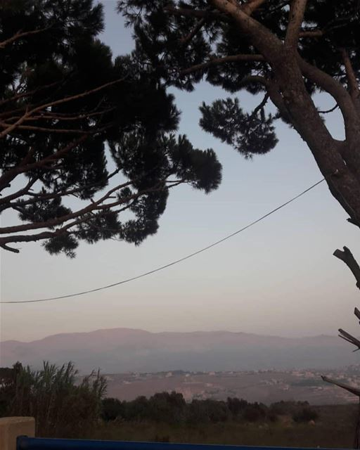 ❤❤ naturelover nature love satisfying view south ... (Marjayoûn, Al Janub, Lebanon)