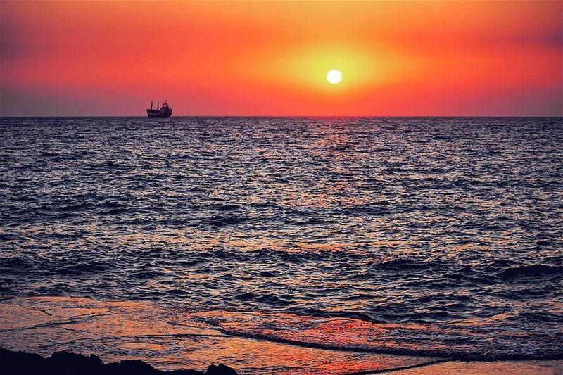 Lebanon Chekka Sunset ... (Chekka)