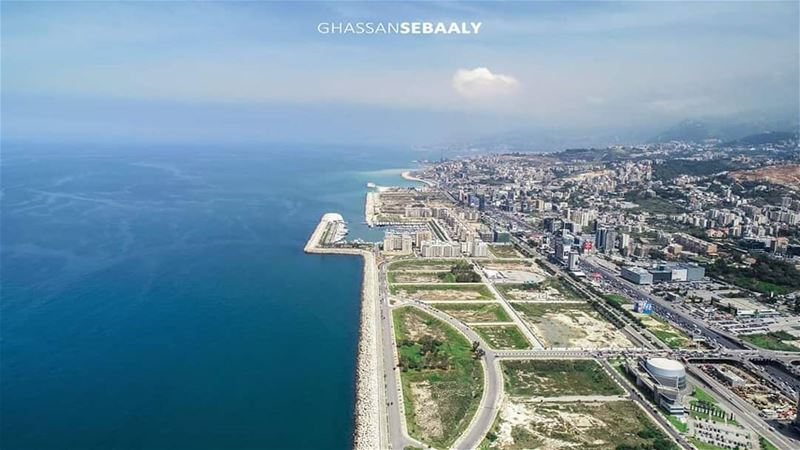 dji gopro drones quadcopter aerial aerialphotography dronestagram ... (Dbayeh, Mont-Liban, Lebanon)