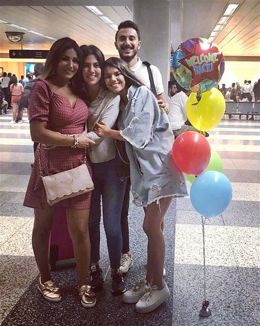 11MonthsLater 🎈 Lebanon 🇱🇧 (Beirut–Rafic Hariri International Airport)